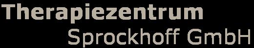 Logo Therapiezentrum Sprockhoff