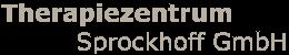 Therapiezentrum Sprockhoff GmbH Logo
